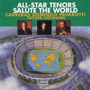 Image for 'All-Star Tenors Salute The World'