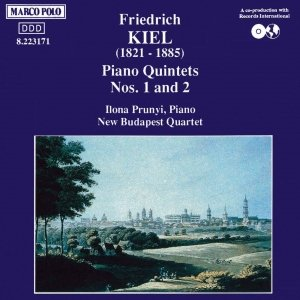 Image for 'KIEL: Piano Quintets Nos. 1 and 2'
