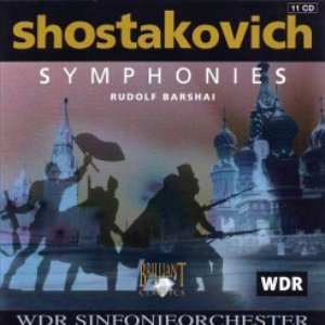 Image for 'Symphonies (WDR Sinfonieorchester feat. conductor: Rudolf Barshai)'
