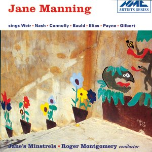 Image for 'Jane Manning sings'