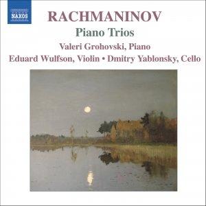 Imagem de 'RACHMANINOV: Piano Trios Nos. 1 & 2'