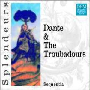 Image for 'Dante And The Troubadours'