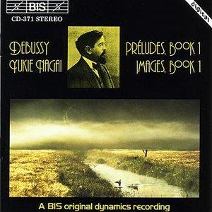 Imagem de 'DEBUSSY:  Preludes, Book 1 / Images, Book 1'