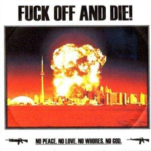 Imagen de 'No Peace. No Love. No Whores. No God'