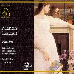 Bild für 'Manon Lescaut'