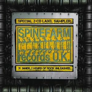 Image for 'Spinefarm Records UK Label Sampler'