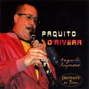 Image for 'Paquito D'Rivera - Partners in Time'