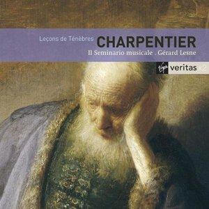 Image for 'Charpentier Leçons De Ténèbres'