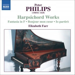 Image for 'PHILIPS: Harpsichord Music'
