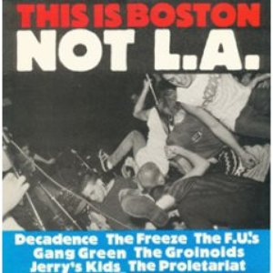 Image for 'This Is Boston, Not L.A.'