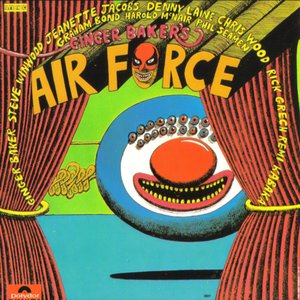 Image for 'Ginger Baker's Air Force'