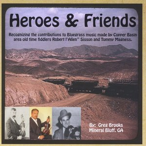 Image for 'Heroes and Friends'