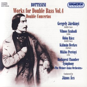 Bild för 'Giovanni Bottesini, Complete Works for Double Bass, Vol. IV'