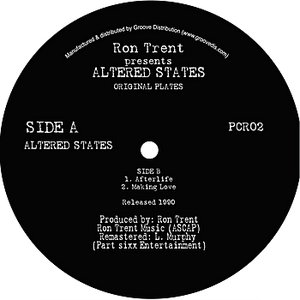 Image for 'Altered States - EP'