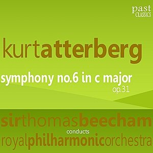 Image for 'Atterberg: Symphony No. 6 in C Major, Op. 31'