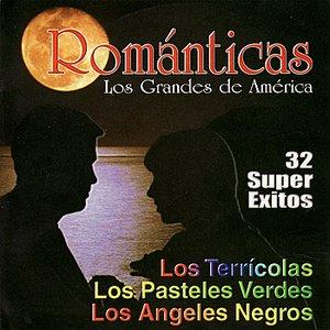 Image for 'Románticas Los Grandes de América'