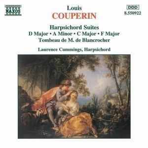 Image for 'COUPERIN, L.: Harpsichord Suites / Tombeau de M. de Blancocher'
