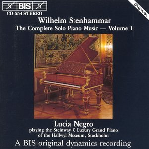 Image for 'Stenhammar: Complete Solo Piano Music, Vol. 1'
