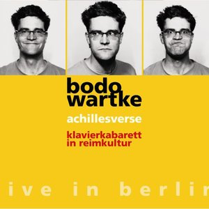 Image pour 'Achillesverse - live in Berlin'