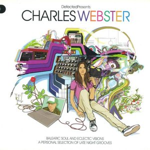 Image for 'Defected Presents Charles Webster'