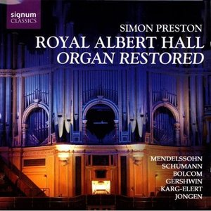 Image for 'Royal Albert Hall Organ Restored'