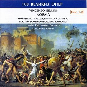 Image for 'Norma (disc 1)'