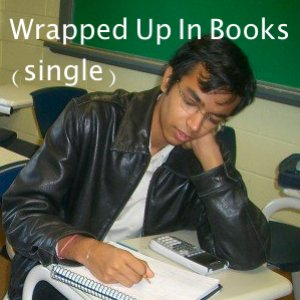 Image for 'Wrapped Up In Books - Single'