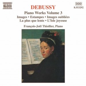 Image for 'DEBUSSY: Images / Estampes / Images oubliees'