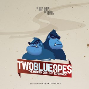 Image for 'Two Blue Apes'