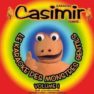 Image for 'Casimir karaoke (Le karaoke des monstres gentils, vol. 1)'