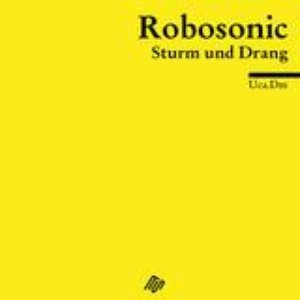 Image for 'ROBOSONIC: Sturm und Drang (cd album)'