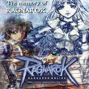 Image for 'The memory of RAGNAROK'