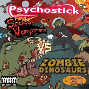 Image for 'Space Vampires vs. Zombie Dinosaurs In 3-D'
