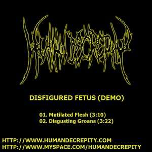 Image for 'Mutilated Flesh'