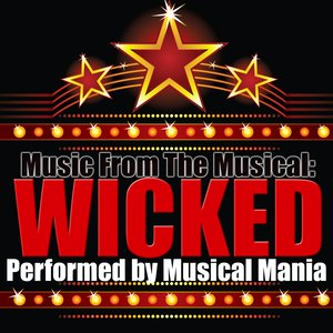 Bild für 'Music From The Musical: Wicked'