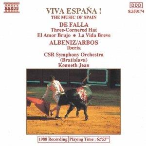 Image for 'Viva Espana:  The Music of Spain'