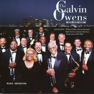 Image for 'The Calvin Owens Show'