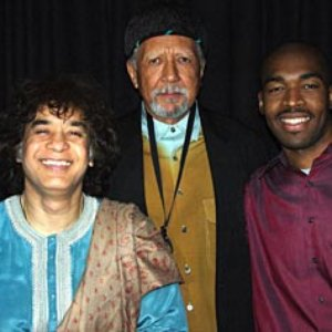 Image for 'Charles Lloyd, Zakir Hussain, Eric Harland'