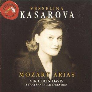 Image for 'Mozart Arias'
