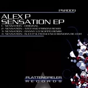 Imagem de 'Sensation EP'