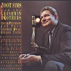 Bild för 'Zoot Sims And The Gershwin Brothers'