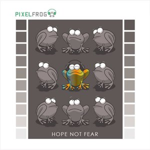 Image for 'Hope Not Fear'