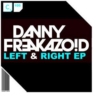 Image for 'Danny Freakazoid - 'Left & Right' EP'
