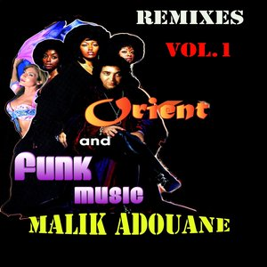 Image for 'Remixes Orient and Funk Music Vol.1'
