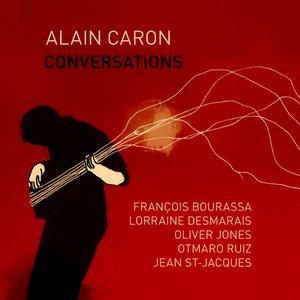 """""""Conversations""""的封面"""