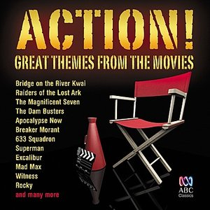 Image for 'Action! Great Themes From The Movies'