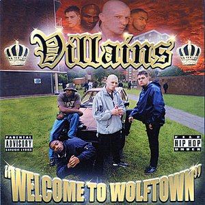 Image for 'Welcome To Wolftown'