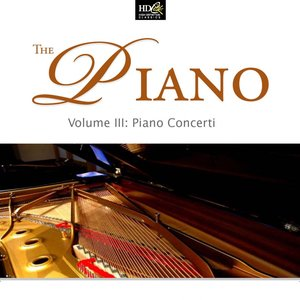 Image for 'The Piano Vol. 3: Piano Concerti: The French Influence'