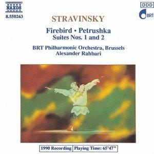 Image pour 'Firebird and Petrushka'