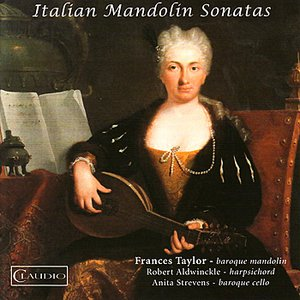 Image for 'Sonata in D Major for Mandolin and Basso Continuo: II. Allegro'
